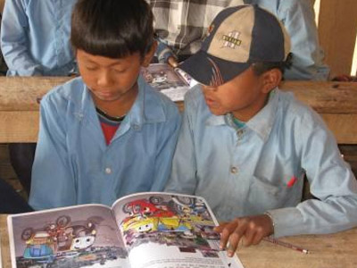 books for nepal