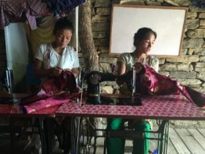 Tailor training
